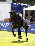 Team Valkenswaard United - Alberto Zorzi (ITA) on Contanga