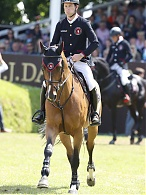 Team New York Empire - Scott Brash on Hello Senator