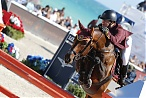 Shane Sweetnam on Chaqui Z