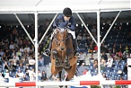 Edwina Tops-Alexander on Inca Boy van T Vianahof