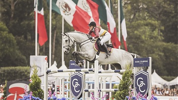 Anticipation Builds for GCL Mexico City