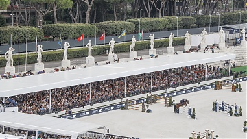 All Eyes on GCL Rome With Championship On A Knif…