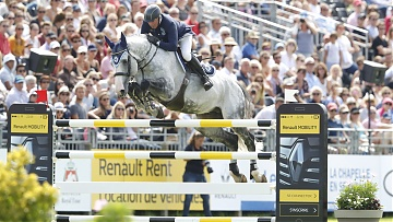 Diamonds Shine Bright in Chantilly Soaring to GC…