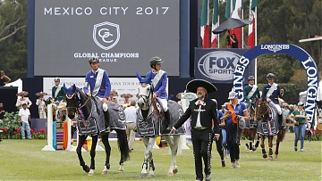 Valkenswaard United Soar to Win in Electrifying GCL Mexico City