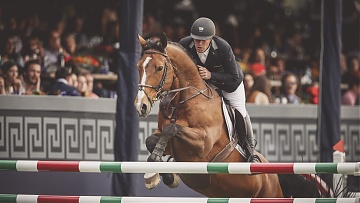 Cannes Stars' Roger-Yves Bost on top form after winning LGCT Grand Prix of Mexico
