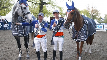 Valkenswaard United Rocket up the Rankings after GCL Hamburg win