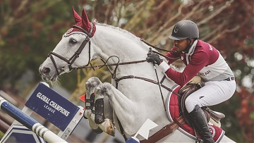 Tickets for thrilling GCL Final at AL SHAQAB online!