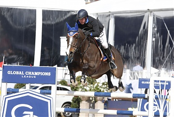 John Whitaker on Ornellaia