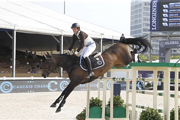 GCL of Shanghai 2016 - Cascais Charms - Andrea Kreuzer on Zerafina