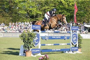 GCL of Hamburg - Miami Glory - Kimberly Prince on RMF Fara van de Maltahoeve
