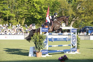 GCL of Hamburg - Miami Glory - Georgina Bloomberg on Calista