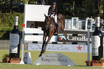 GCL of Madrid - Miami Glory - Georgina Bloomberg on Calista