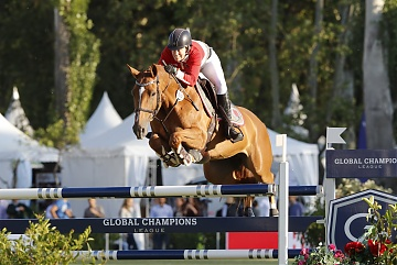GCL of Madrid - Monaco Aces - Schuyler Riley on Dobra de Porceyo
