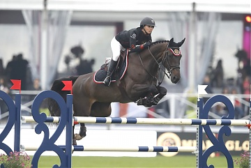 GCL of Chantilly - Miami Glory - Georgina Bloomberg on Calista