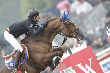 GCL of Chantilly - Valkenswaard United - Alberto Zorzi on Fair Light van't Heike