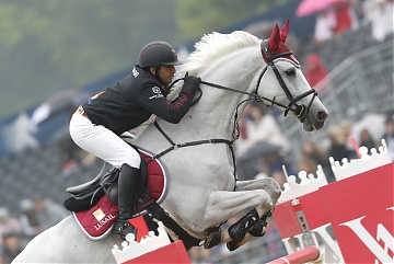 GCL of Chantilly - Doha Fursan Qatar - Sheihk Ali Bin Khalid Al Thani on Imperio Egipcio Milton