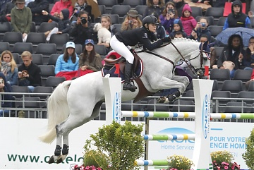 GCL of Chantilly - Vienna Eagles - Paris Sellon on Canasta Z