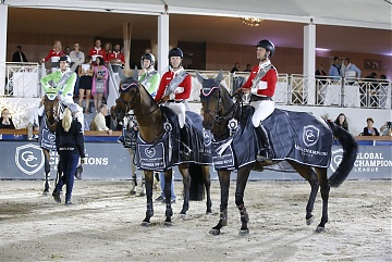 GCL of Cannes - Maikel van der Vleuten and Leopold van Asten for Monaco Aces