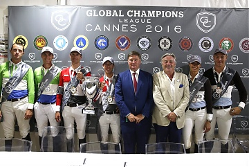 GCL of Cannes - The Press conference