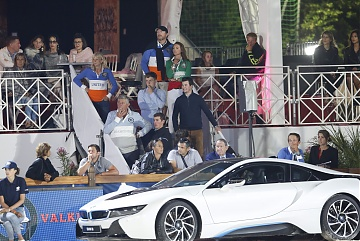 GCL of Cannes - Teams and public enjoy the show