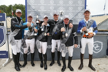 GCL of Paris - Champagne celebration