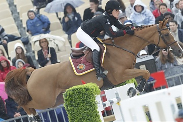 Jessica Springsteen on Tiger Lily