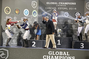 GCL of Cascais-Estoril - The Podium