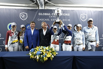 GCL of Cascais-Estoril - The Press conference