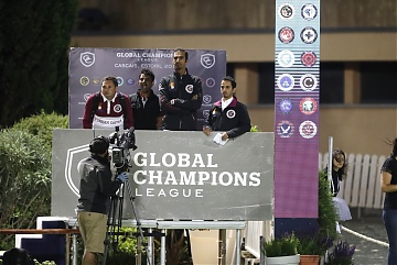 GCL of Cascais-Estoril - Team Doha Fursan