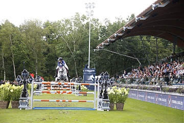 GCL of Valkenswaard - A view of the arena and the public grandstand
