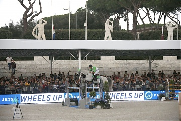 GCL of Rome - Team Paris Jets - Rolf-Goran Bengtsson on Clarimo ASK