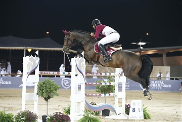 Hamad Ali Mohamed A Al Attiyah on Appagino 2