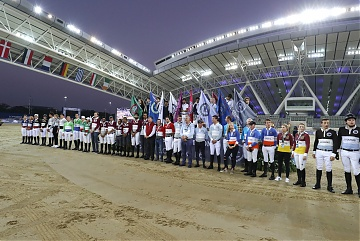 GCL of Doha -  GCL's teams group photo