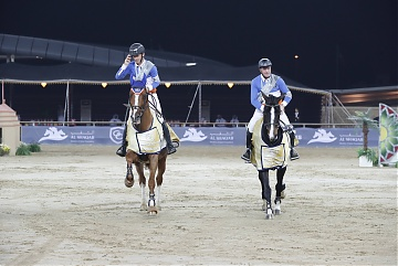 GCL of Doha -  Team Valkenswaard United winner of GCL overall standing