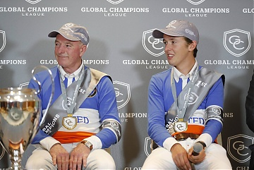 GCL of Doha -  Press conference -  Bertram Allen and John Whitaker