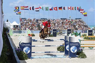 Ben Maher on Don Vito