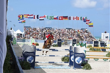 Kent Farrington on Dublin