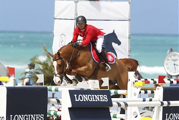 Kent Farrington on Creedance