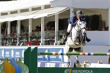 Ludger Beerbaum on Chiara