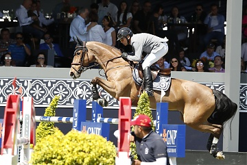 Eric Lamaze on Fine Lady