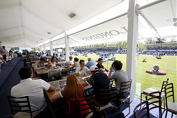Full VIP Hospitality during LGCT Gran Premio de Madrid