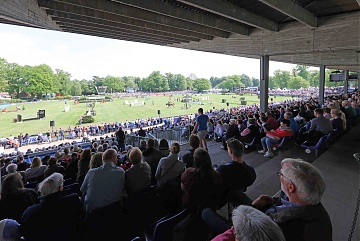 Huge crowd enjoyed the 2nd Round of GCL Hamburg