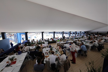 Full VIP Hospitality during GCL Round 2 in St Tropez