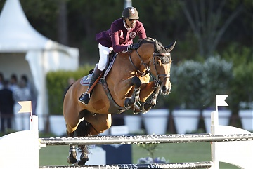 Team Doha Fursan Qatar - Sheikh Ali Al Thani (QAT) on First Devision