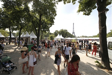 The Village at LGCT Paris Eiffel