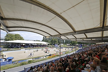 Full house during Round 2 of GCL Berlin