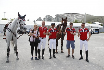 Team Monaco Aces wins the GCL of Shanghai