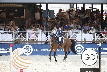 Team St Tropez Pirates - Edwina Tops-Alexander (AUS) on California