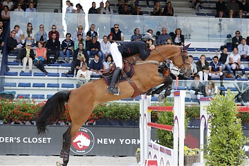 Team New York Empire - Daniel Bluman (ISR) on Ladriano Z