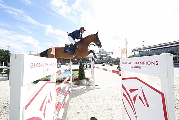 Team Cannes Stars -  Eric Lamaze (CAN)  on Fine Lady 5
